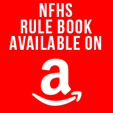 NFHS Rule Book Available on Amazon